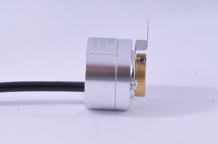 K22 Optical Quadrature Encoder Blind Hole 6mm , Photoelectric Rotary Encoder Axis Depth 10mm